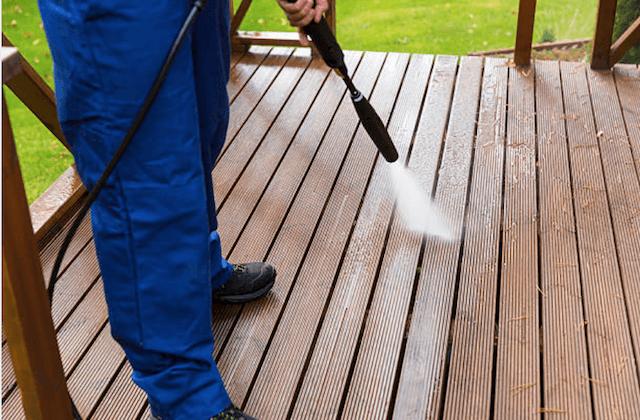 deck cleaning gilbert