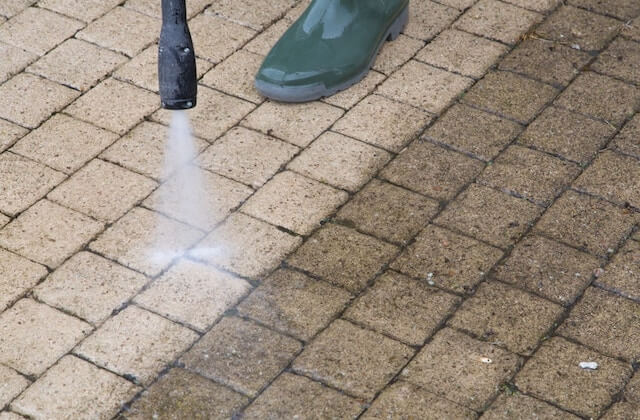 gilbert patio cleaning
