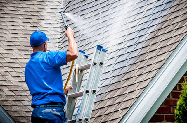 gilbert roof cleaning