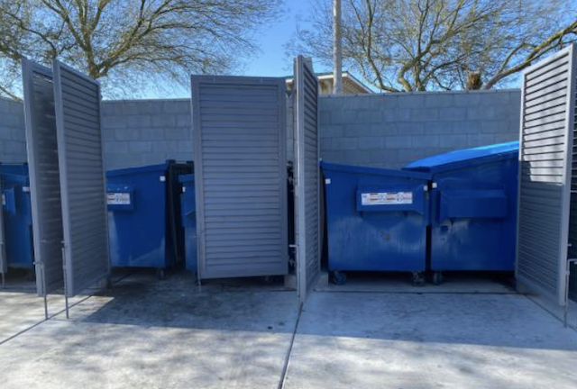 dumpster cleaning in gilbert