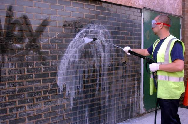 graffiti removal in gilbert